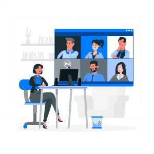 Persiapan Yang Pelu Dilakukan Saat Meeting Online