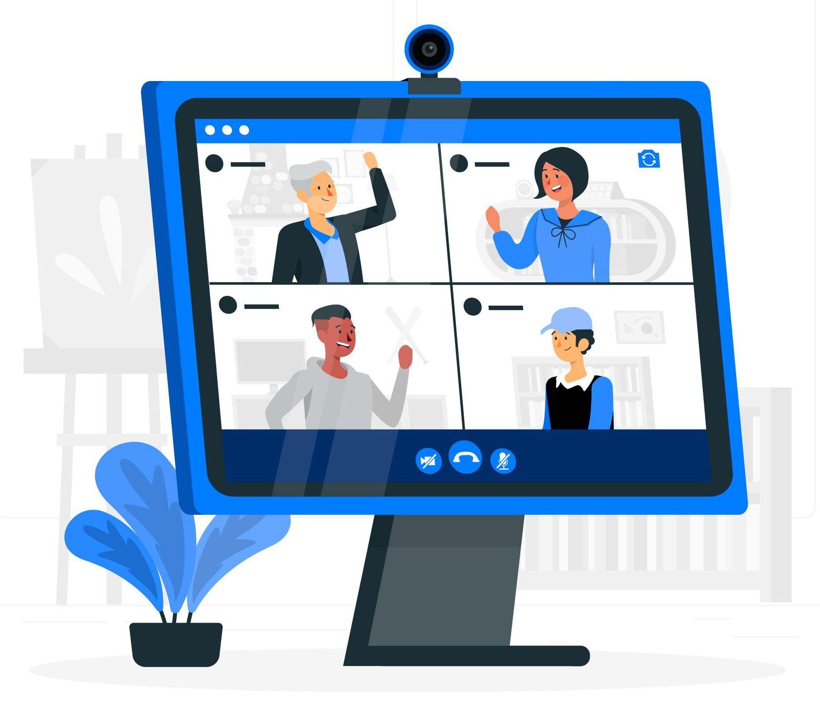 etika meeting online